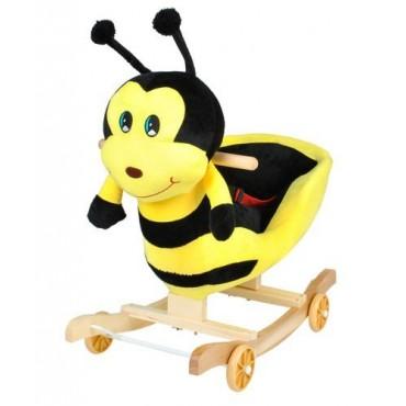 Bujak na kółkach - pszczółka