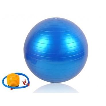 Piłka gimnastyczna 75cm +...