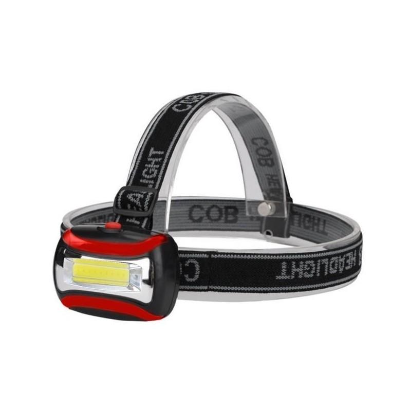 Latarka czołowa COB LED L5588