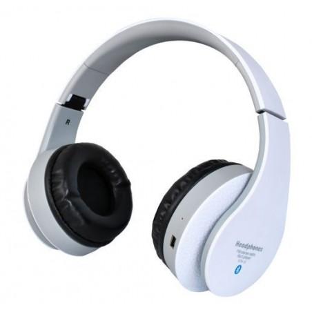 Słuchawki bezprzewodowe S5068 - białe
