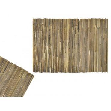 Mata bambusowa szeroka 1x4m
