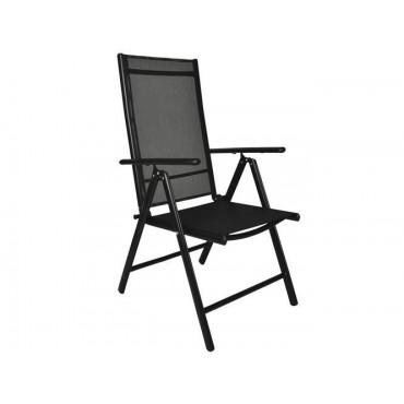 Krzesło - leżak aluminiowy