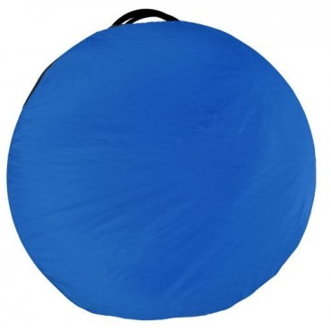 Namiot plażowy 145x110x105 - niebieski