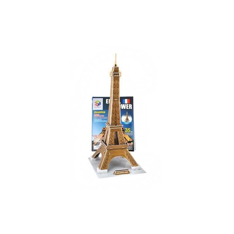 """Puzzle 3D """"Wieża Eiffla"""""""