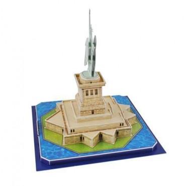 """Puzzle 3D """"Statua Wolności"""""""