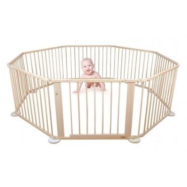 Kojec drewniany / zagroda dla dziecka