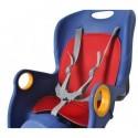 Fotelik rowerowy niebieski