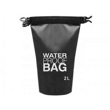 Worek wodoszczelny 2L czarny