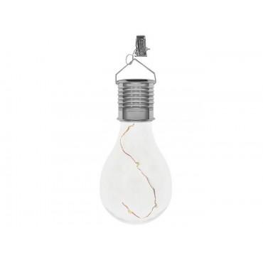 Lampka solarna - żarówka