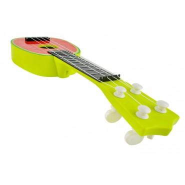 Gitara ukulele - arbuz