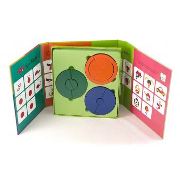 Kółka Montessori zestaw...