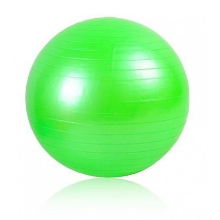 Piłka gimnastyczna 55cm + pompka