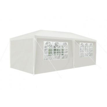 Pawilon ogrodowy 3x6m biały...