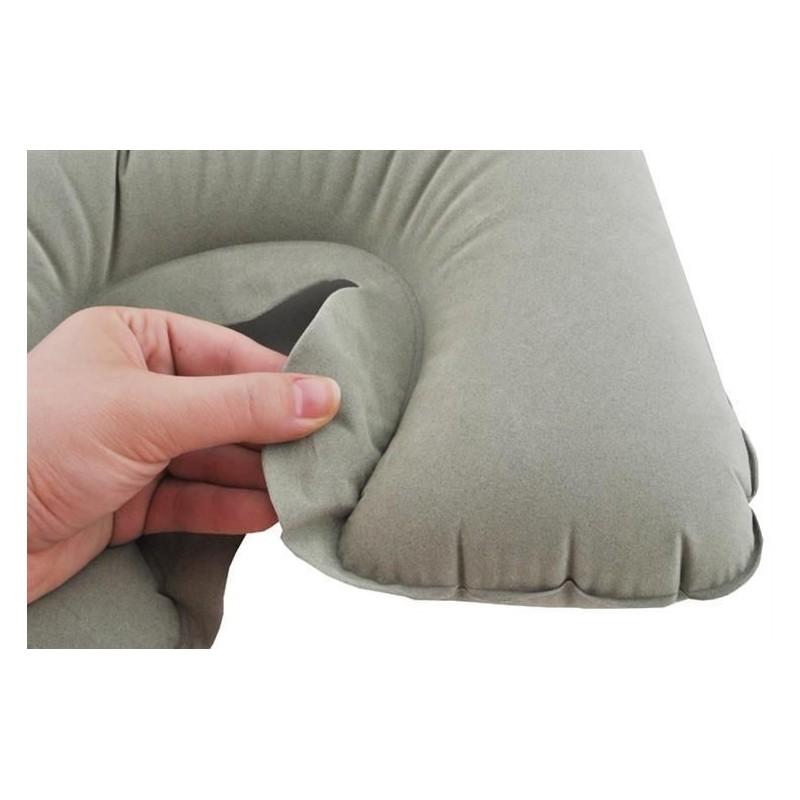 Poduszka podróżna - szara