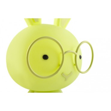Lampka nocna - królik zielony