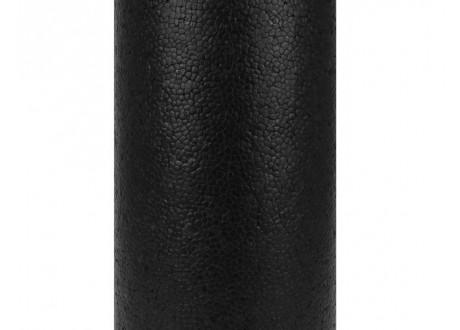 Roller joga - wałek do masażu (czarny) W8678