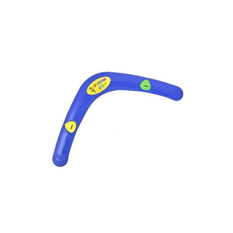 Bumerang z gwizdkiem - niebieski