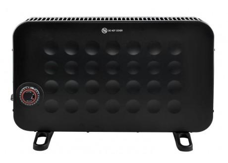 Grzejnik konwektorowy 2000W czarny G8961