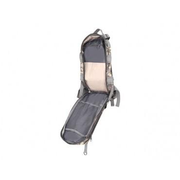 Plecak militarny szary mały