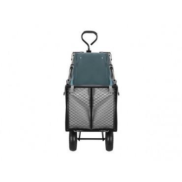 Wózek ogrodowy koła PU...