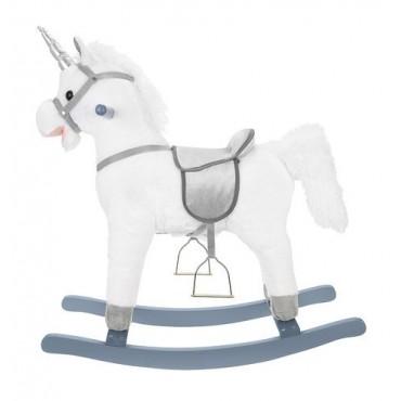 Koń na biegunach 65cm/K9331...