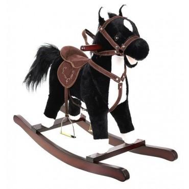 Koń na biegunach 65cm/K9329...