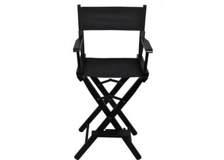 Krzesło do makijażu drewniane Beautylushh