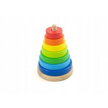 Piramida kolorowa sorter...