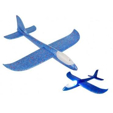Samolot styropianowy LED...