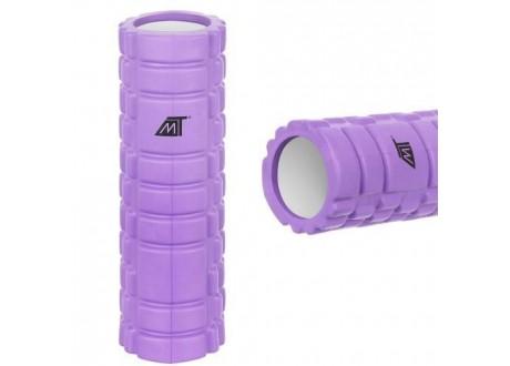 Roller joga - wałek do masażu (fioletowy) R12182