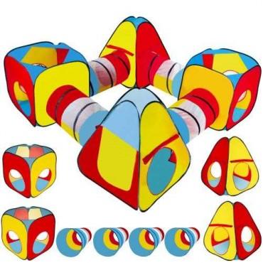 Namiot dla dzieci 8 w 1