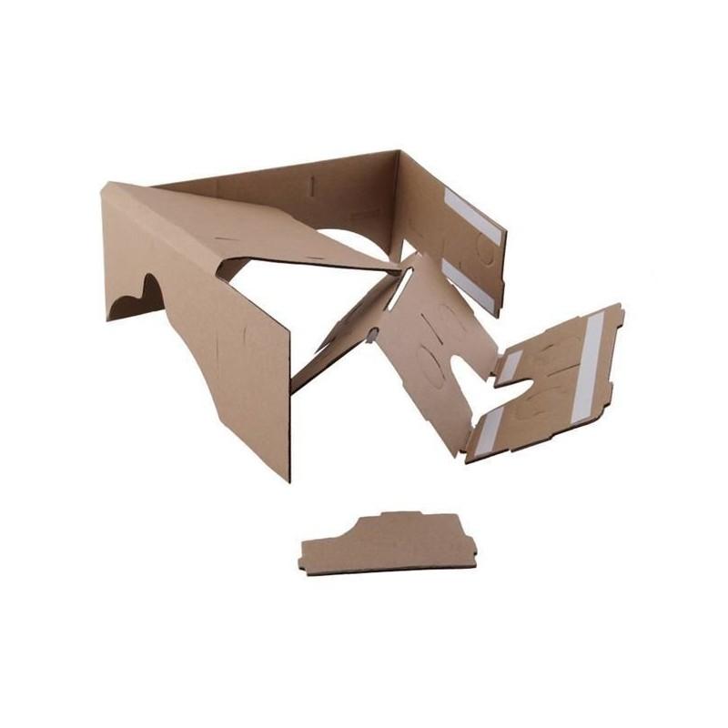 Okulary 3D - google cardboard
