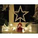 Kalendarz świąteczny drewniany