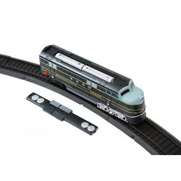 Kolejka elektryczna pociąg towarowy tory 360cm