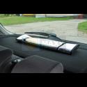 Osłona - mata na szybę samochodu