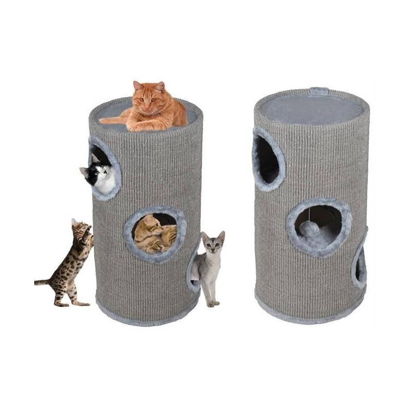 Drapak dla kota-tuba 70cm szara